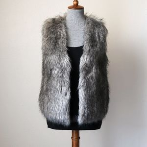 Jack by BB Dakota Faux Fur Vest